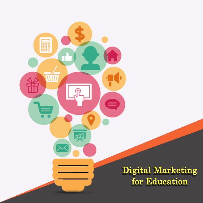 Digital Marketing tricks and tips for Education Industry