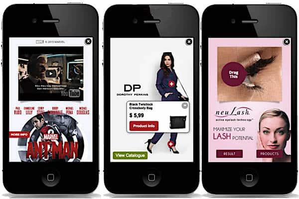 in-app ad format