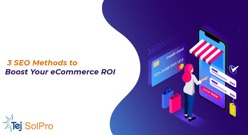 Boost eCommerce ROI