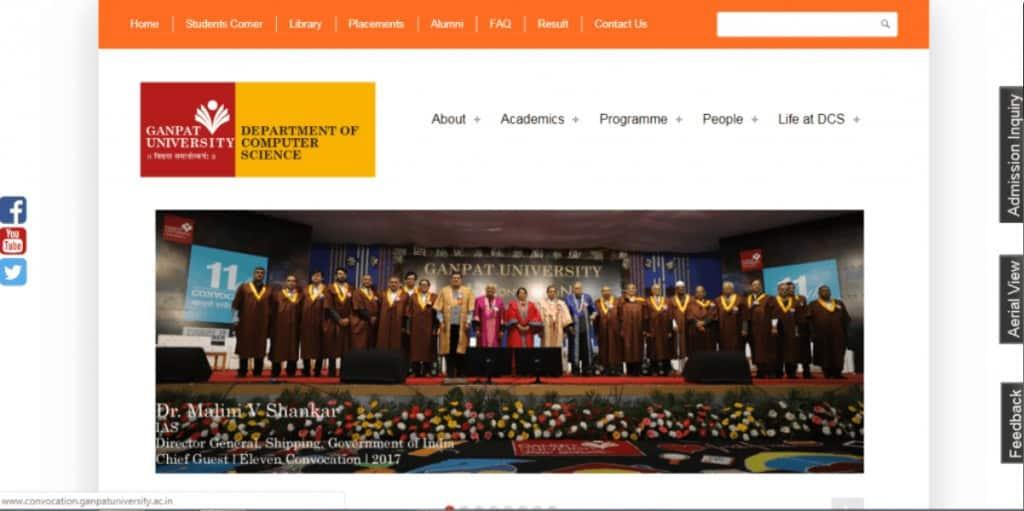 Lead Generation for Ganpat University [15000+ Leads in 3 Months]