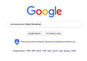 Quora Marketing Strategy:  Advance Guide for Quora Marketing