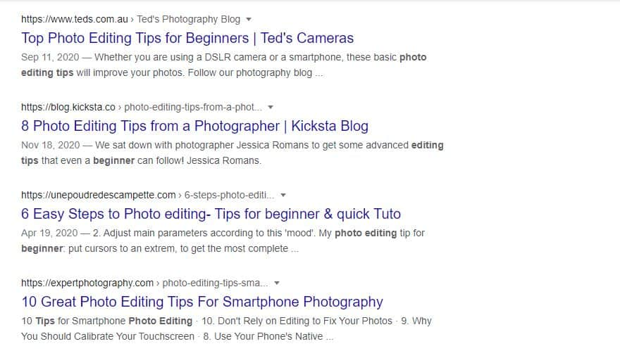 How to Write SEO-friendly Blog Posts [2021 Update]