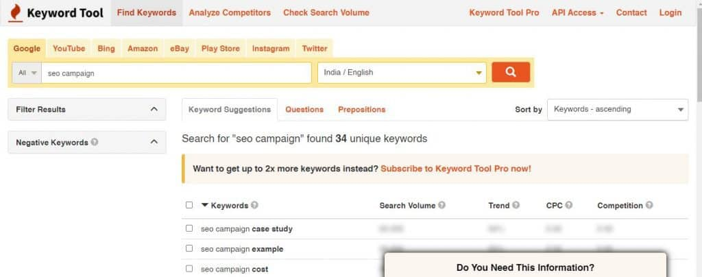 How To Start An SEO Campaign?