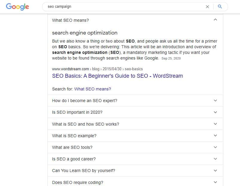 15+ Best Free Keyword Research Tools for 2021